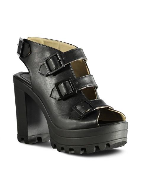 Marjin Casual Ayakkabı Siyah